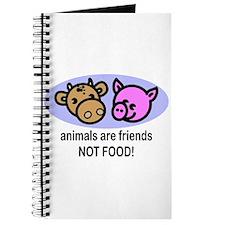 Animals Are Friends Journal
