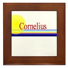 Cornelius Framed Tile