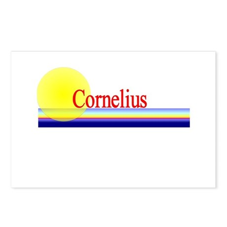 Cornelius Postcards (Package of 8)