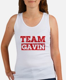 Team Gavin Women's Tank Top