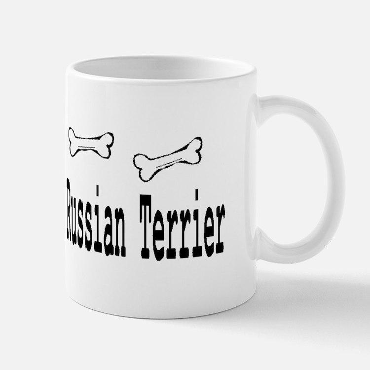 NB_Black Russian Terrier Mug