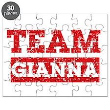 Team Gianna Puzzle