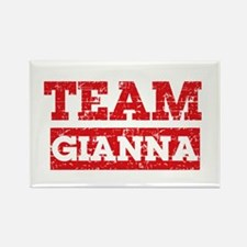 Team Gianna Rectangle Magnet