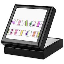 Stage Bitch Keepsake Box