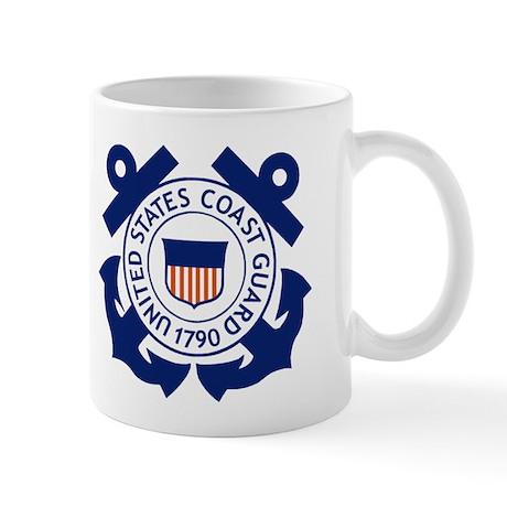 Coast Guard BMC<BR> 11 Ounce Mug