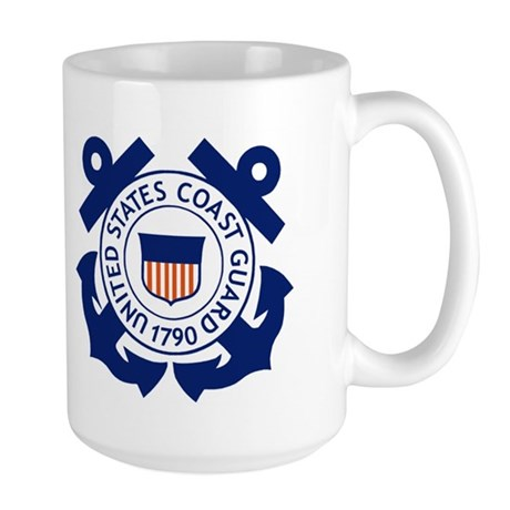 Coast Guard BM2<BR> 15 Ounce Mug