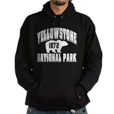 Yellowstone Old Style White Hoody