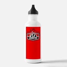 Jasper Red Bear Water Bottle