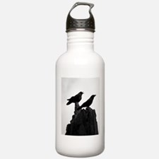 TheEveningCall_byAngelaLeonetti_2012.jpg Water Bottle