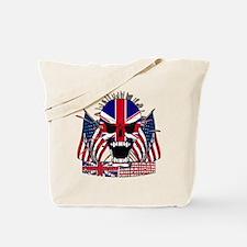European American Tote Bag