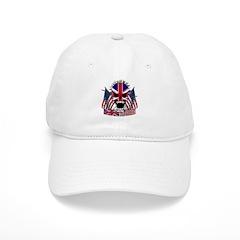 European American Baseball Cap