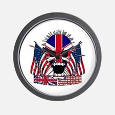 European American Wall Clock