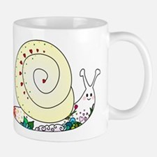 Colorful Cute Snail Mug