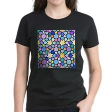 Star Stain Glass Pattern Tee