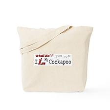 NB_Cockapoo Tote Bag