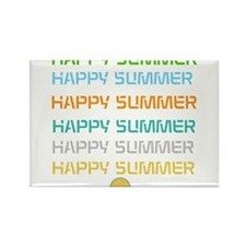 Unique Happiness Rectangle Magnet (10 pack)