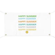 Cute Summer Banner