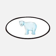 Polar Bear. Patches