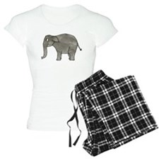 Asian Elephant. pajamas