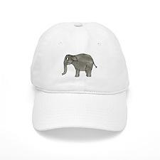 Asian Elephant. Baseball Cap