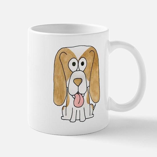 Beagle Puppy Dog. Mug