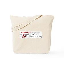 NB_Estrela Mountain Dog Tote Bag