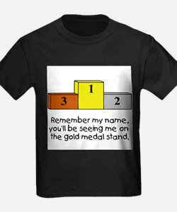 Medal stand 2 T-Shirt