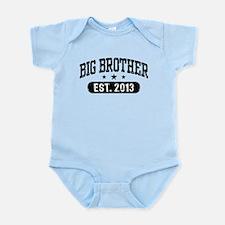Big Brother Est. 2013 Infant Bodysuit