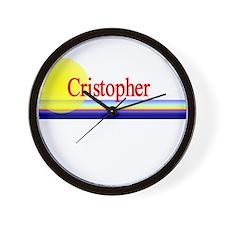Cristopher Wall Clock