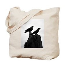The Evening Call by Angela Leonetti Tote Bag