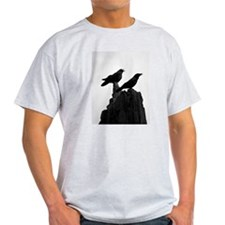 The Evening Call by Angela Leonetti T-Shirt