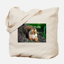 Snack Time by Angela Leonetti Tote Bag