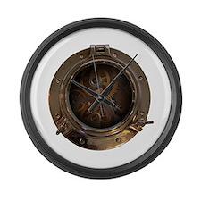 Innard Beauty - Clockwork Large Wall Clock