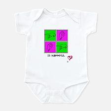 It Happens Infant Bodysuit