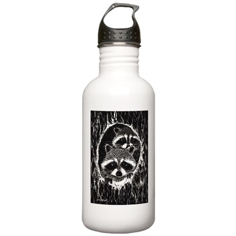 RACCOONS Stainless Water Bottle 1.0L
