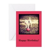 Fox terrier Greeting Cards