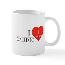 I love Cardio Mug