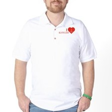I love McSteamy T-Shirt