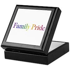 Family Pride Keepsake Box