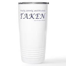 Taken Travel Mug