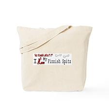 NB_Finnish Spitz Tote Bag