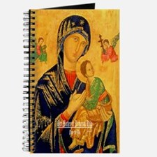 Our Mother of Perpetual Help Byzantine Journal
