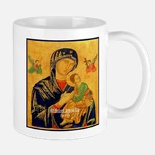Our Mother of Perpetual Help Byzantine Mug
