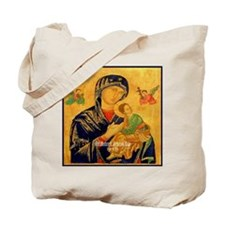 Our Mother of Perpetual Help Byzantine Tote Bag