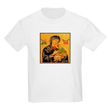 Our Mother of Perpetual Help Byzantine T-Shirt