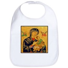 Our Mother of Perpetual Help Byzantine Bib