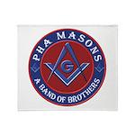 PHA Brothers Throw Blanket