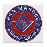 PHA Brothers Tile Coaster
