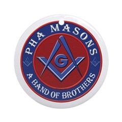 PHA Brothers Ornament (Round)
