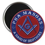 PHA Brothers Magnet